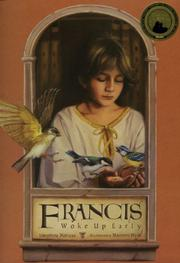 Book Cover for FRANCIS WOKE UP EARLY