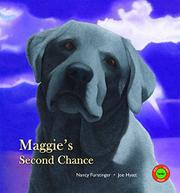 MAGGIE'S SECOND CHANCE by Nancy Furstinger