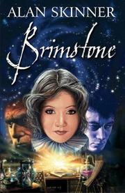 Cover art for BRIMSTONE