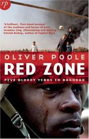 RED ZONE by Oliver Poole