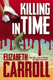 Cover art for KILLING IN TIME
