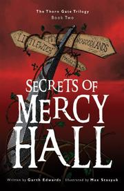 Cover art for SECRETS OF MERCY HALL