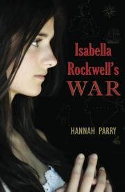 Cover art for ISABELLA ROCKWELL'S WAR
