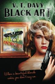 Cover art for BLACK ART