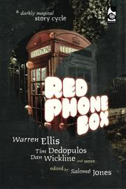 RED PHONE BOX by Warren Ellis