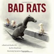BAD RATS by Eric Drachman