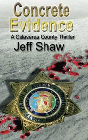 Concrete Evidence by Jeff Shaw