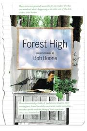 Cover art for FOREST HIGH