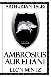 Ambrosius Aureliani by Leon Mintz