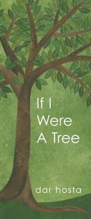Cover art for IF I WERE A TREE