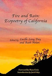FIRE AND RAIN Cover