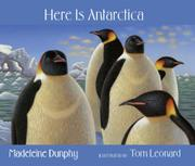 Cover art for HERE IS ANTARCTICA