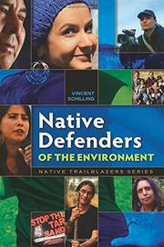 Book Cover for NATIVE DEFENDERS OF THE ENVIRONMENT