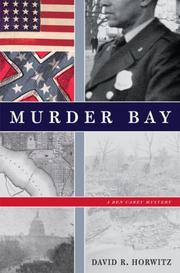 MURDER BAY by David R. Horwitz