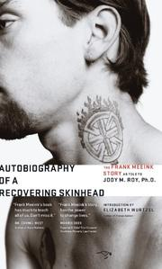 AUTOBIOGRAPHY OF A RECOVERING SKINHEAD by Frank Meeink