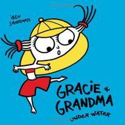 GRACIE & GRANDMA UNDER WATER by Iben                                                                                                 Sandemose