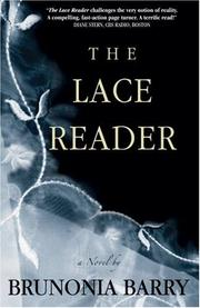 Cover art for THE LACE READER