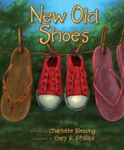 NEW OLD SHOES by Charlotte Blessing