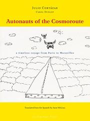 Cover art for AUTONAUTS OF THE COSMOROUTE