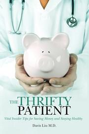 Cover art for THE THRIFTY PATIENT