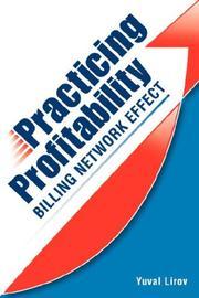 PRACTICING PROFITABILITY by Yuval Lirov