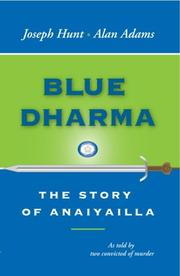 Book Cover for BLUE DHARMA