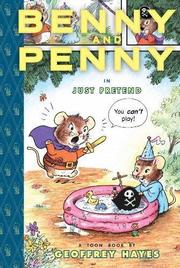 BENNY AND PENNY by Geoffrey Hayes