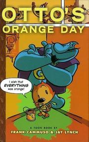 Cover art for OTTO'S ORANGE DAY