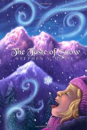 Book Cover for THE TASTE OF SNOW