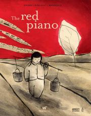 Book Cover for THE RED PIANO