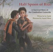 HALF SPOON OF RICE by Icy Smith