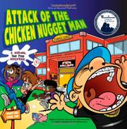 Book Cover for ATTACK OF THE CHICKEN NUGGET MAN