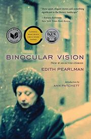 Cover art for BINOCULAR VISION