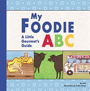 MY FOODIE ABC by Puck