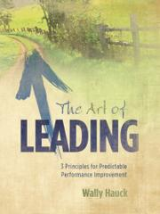Cover art for THE ART OF LEADING