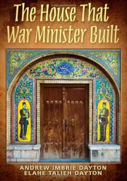 Book Cover for THE HOUSE THAT WAR MINISTER BUILT