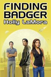 Cover art for FINDING BADGER