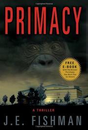 PRIMACY by J.E. Fishman