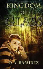 Cover art for Kingdom of Glass