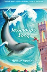 Book Cover for JESSALOUP'S SONG