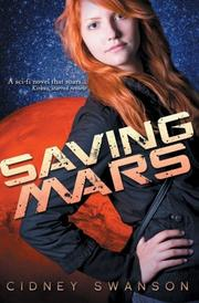 Book Cover for SAVING MARS