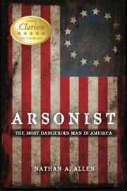 Book Cover for ARSONIST