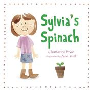 SYLVIA'S SPINACH by Katherine Pryor