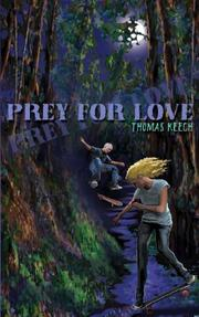 Cover art for PREY FOR LOVE