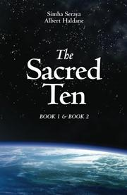 Cover art for THE SACRED TEN
