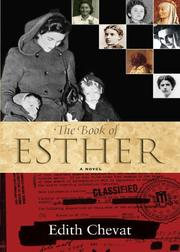 THE BOOK OF ESTHER by Edith Chevat