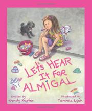 Cover art for LET'S HEAR IT FOR ALMIGAL