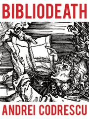 Cover art for BIBLIODEATH