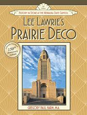 LEE LAWRIE'S PRAIRIE DECO Cover