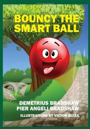 Book Cover for BOUNCY THE SMART BALL